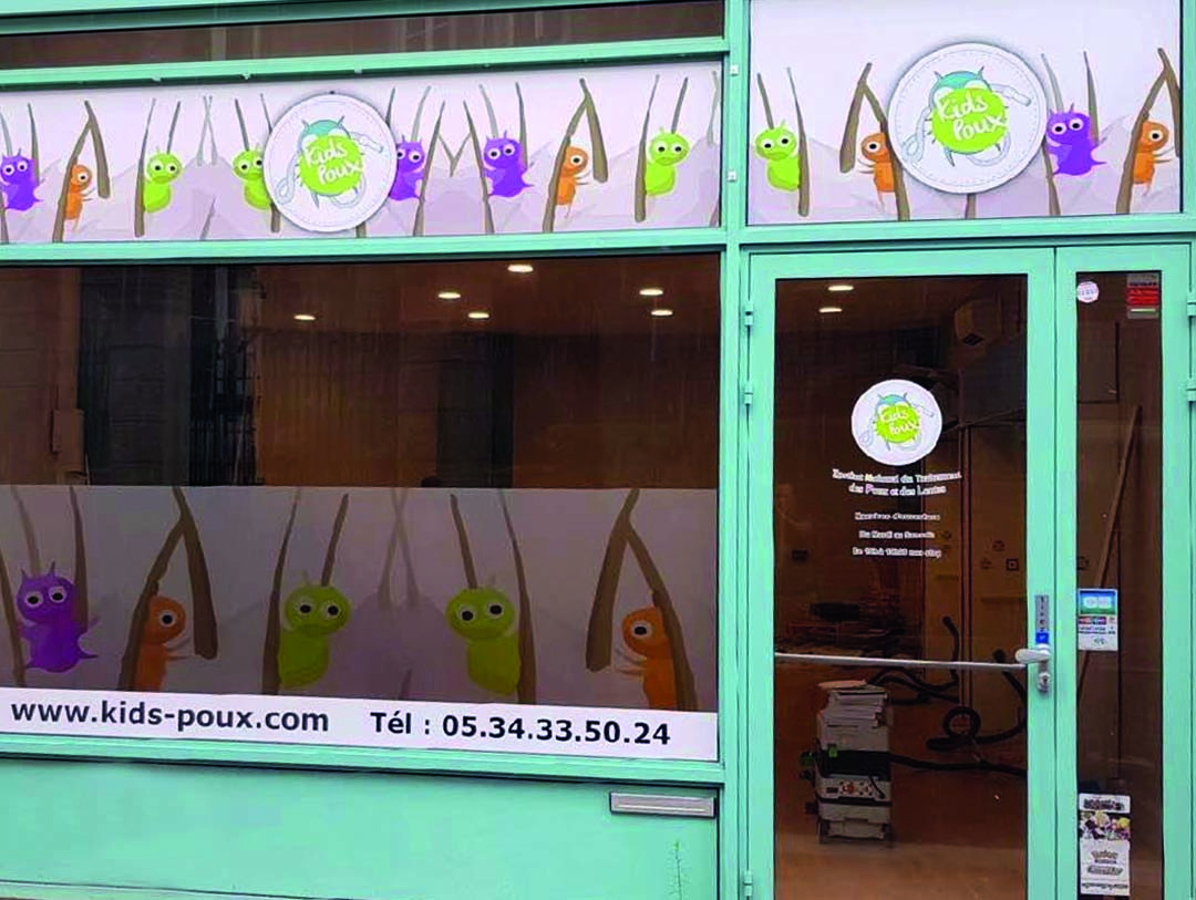 Institut Kid's poux Toulouse